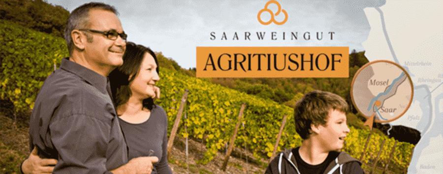 Saarweingut Agritiushof Riesling