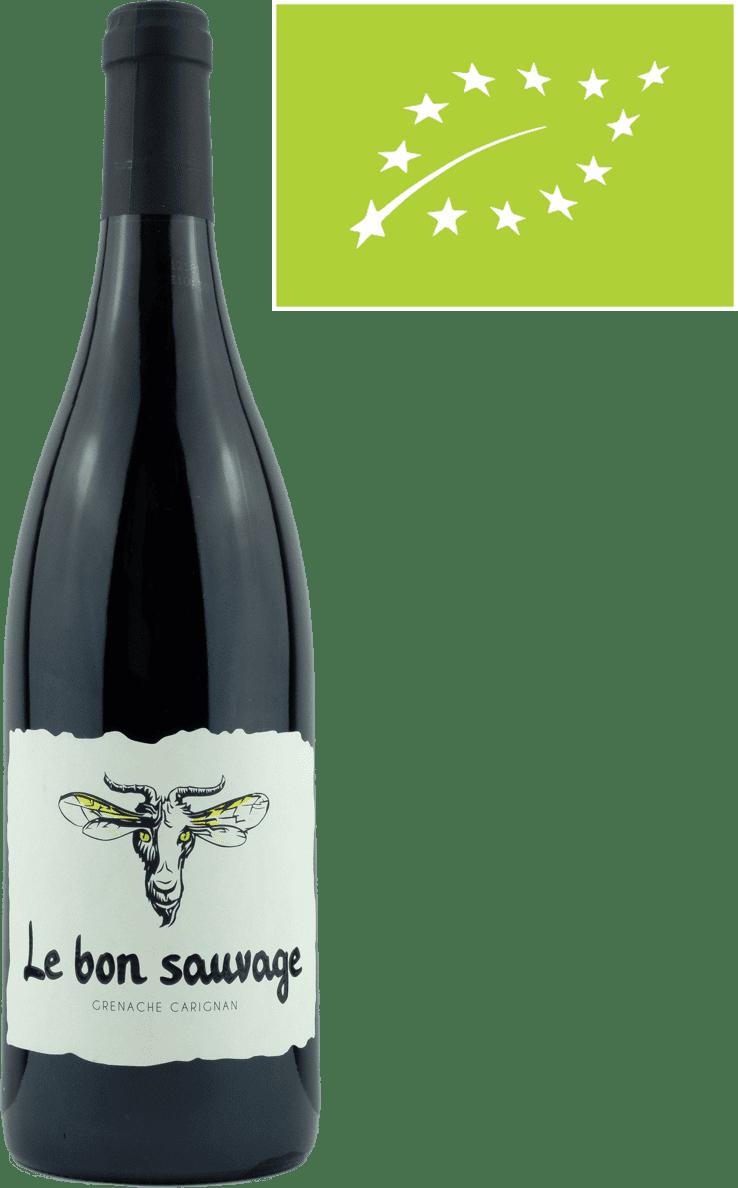 Naturwein ohne Schwefel Le Bon Sauvage