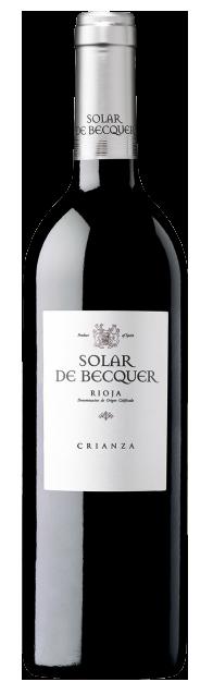 Bodegas Escudero Solar de Becquer Crianza 2016