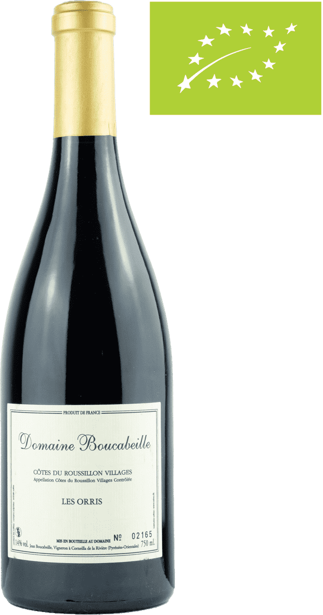 Jean Bouccabeille Les Orris Rouge Bio