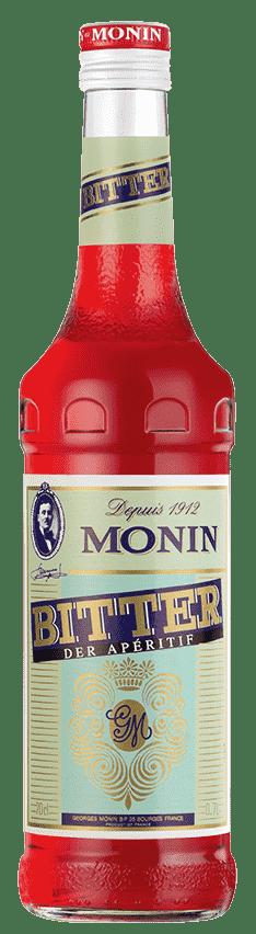 Monin Sirup Bitter 0,7l