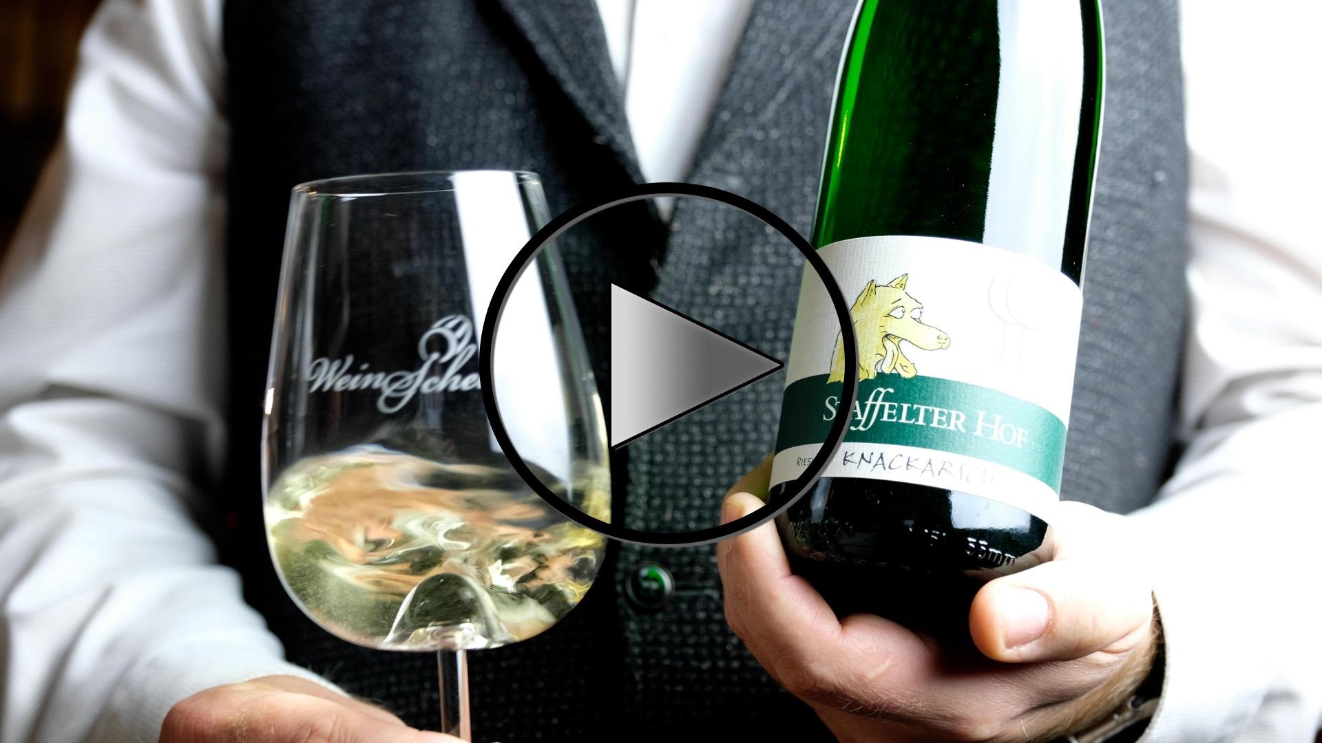Weingut Staffelter Hof Riesling Knackarsch lieblich 2019 BIO