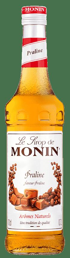 Monin Sirup Praliné Nuss 0,7l