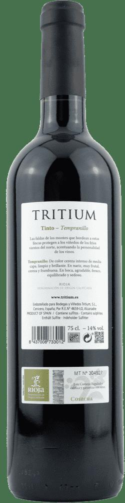 Bodegas_Tritium_Roble_Temranillo_Rioja