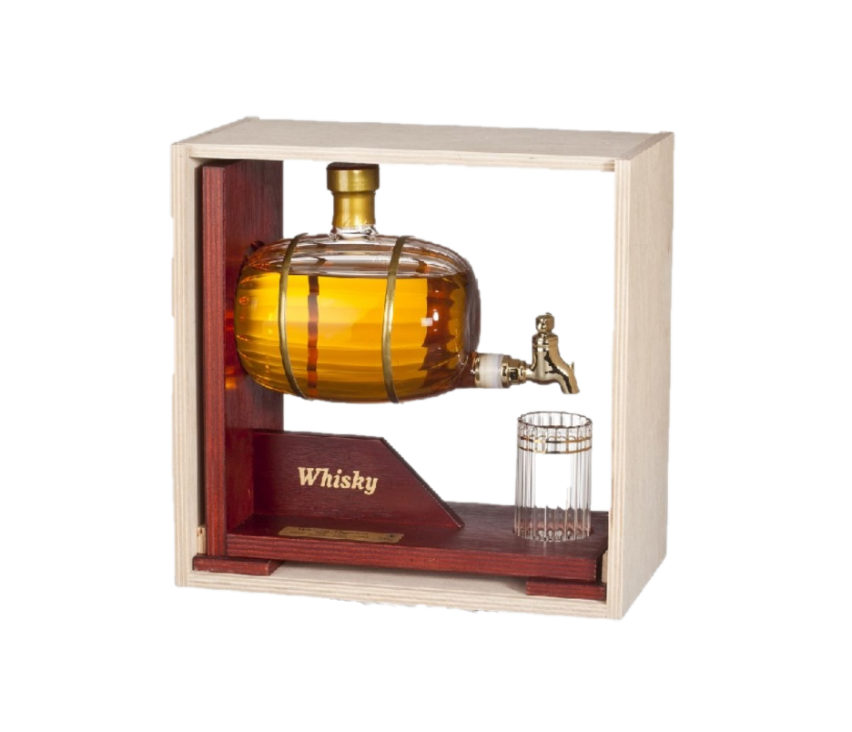 Distillerie Hepp  Single Malt Whisky Alsacien Tonnelet 0,5 ltr.