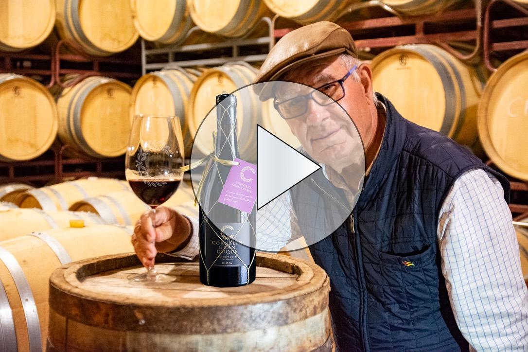 Bodegas Cornelio Dinastia Crianza Rioja D.O.Ca. 2016