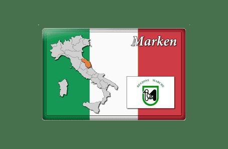 Beste Weine aus der Region Marken Italien