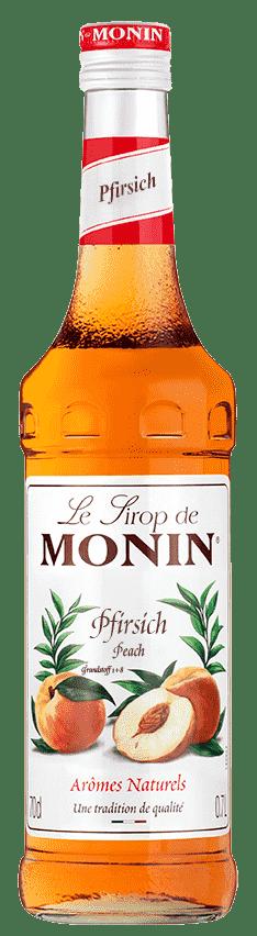 Monin Sirup Pfirsich 0,7l