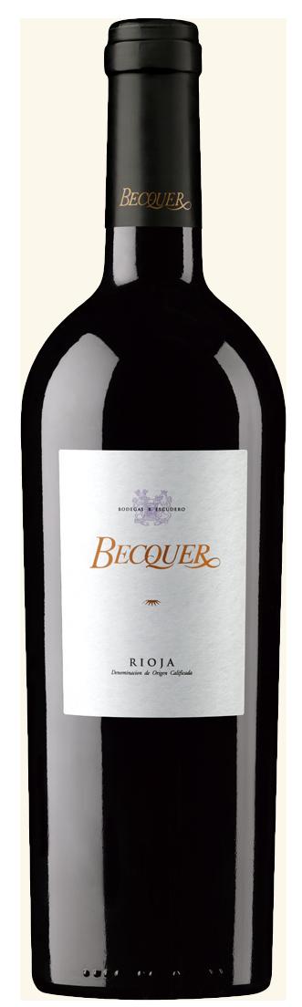 Bodegas Escudero Becquer Rioja Tinto Autor 2016