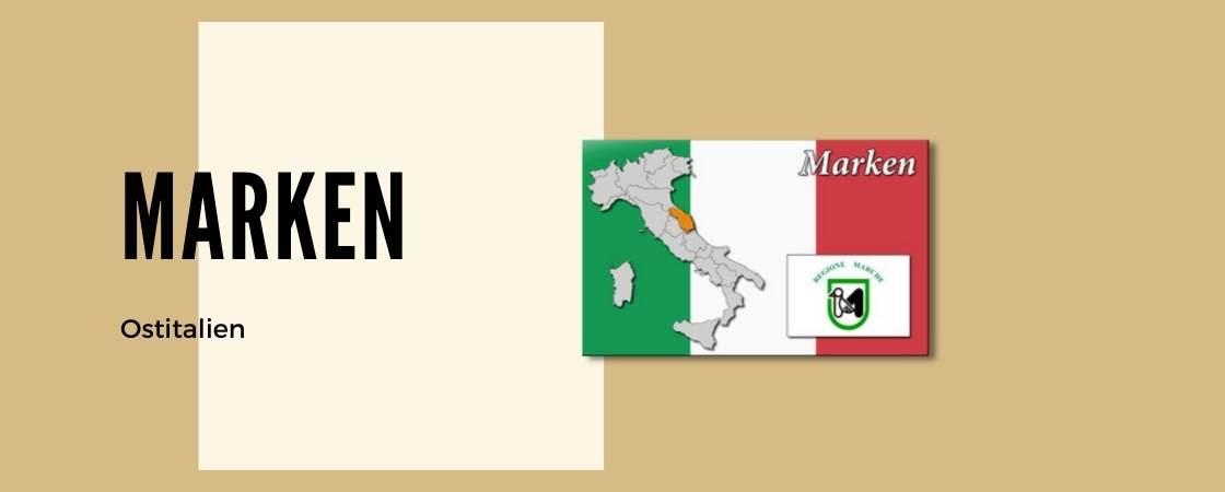 Weinanbaugebiet Marken in Italien