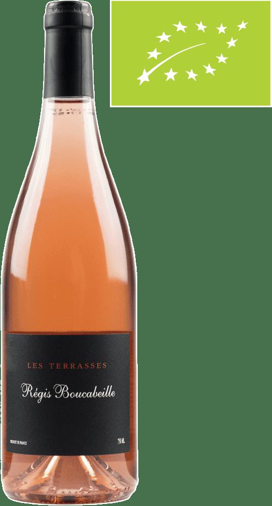 Regis Boucabeille Rosé BIO Roussillon