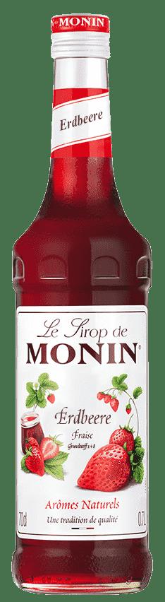 Monin Sirup Erdbeere 0,7l