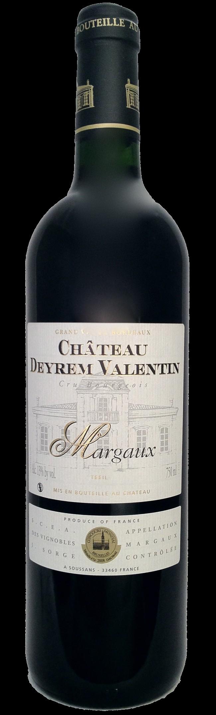 Château Deyrem Valentin Margaux 2015