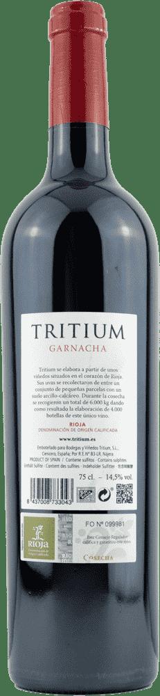 Bodegas_Tritium_Rioja_Garnacha_Rück