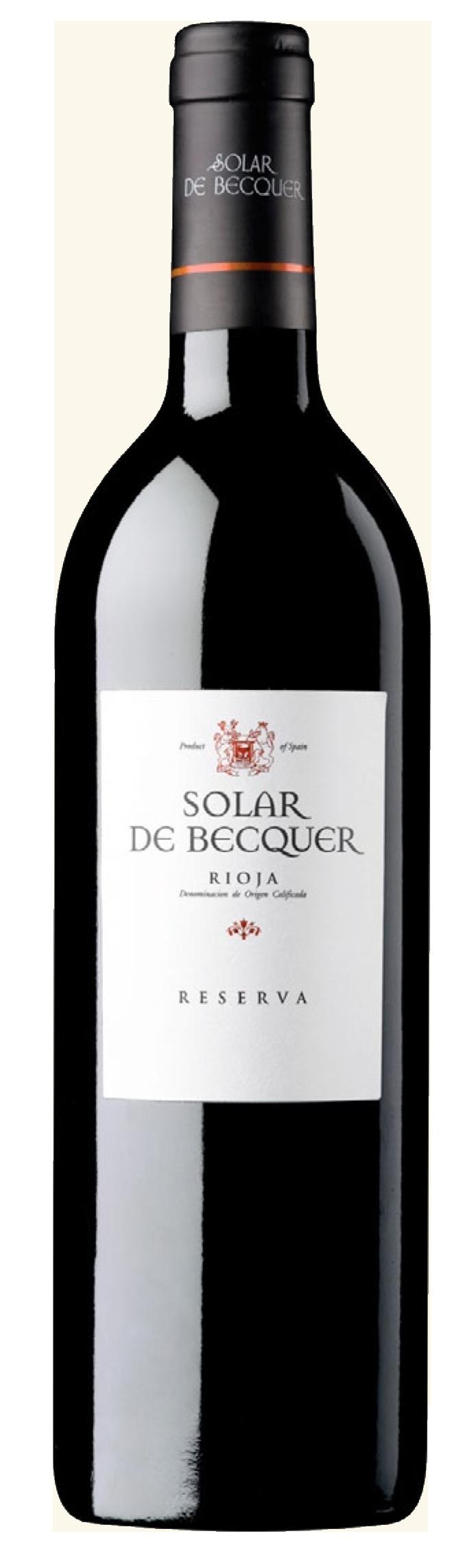 Bodegas Escudero Solar de Becquer Reserva 2011