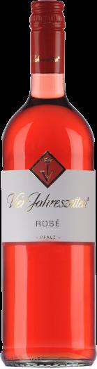 Vier Jahreszeiten Rosé Pfalz lieblich DQ 1l