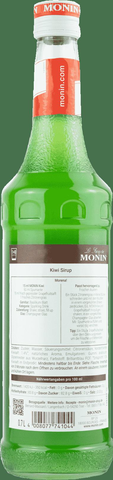 Monin Sirup Kiwi  0,7l