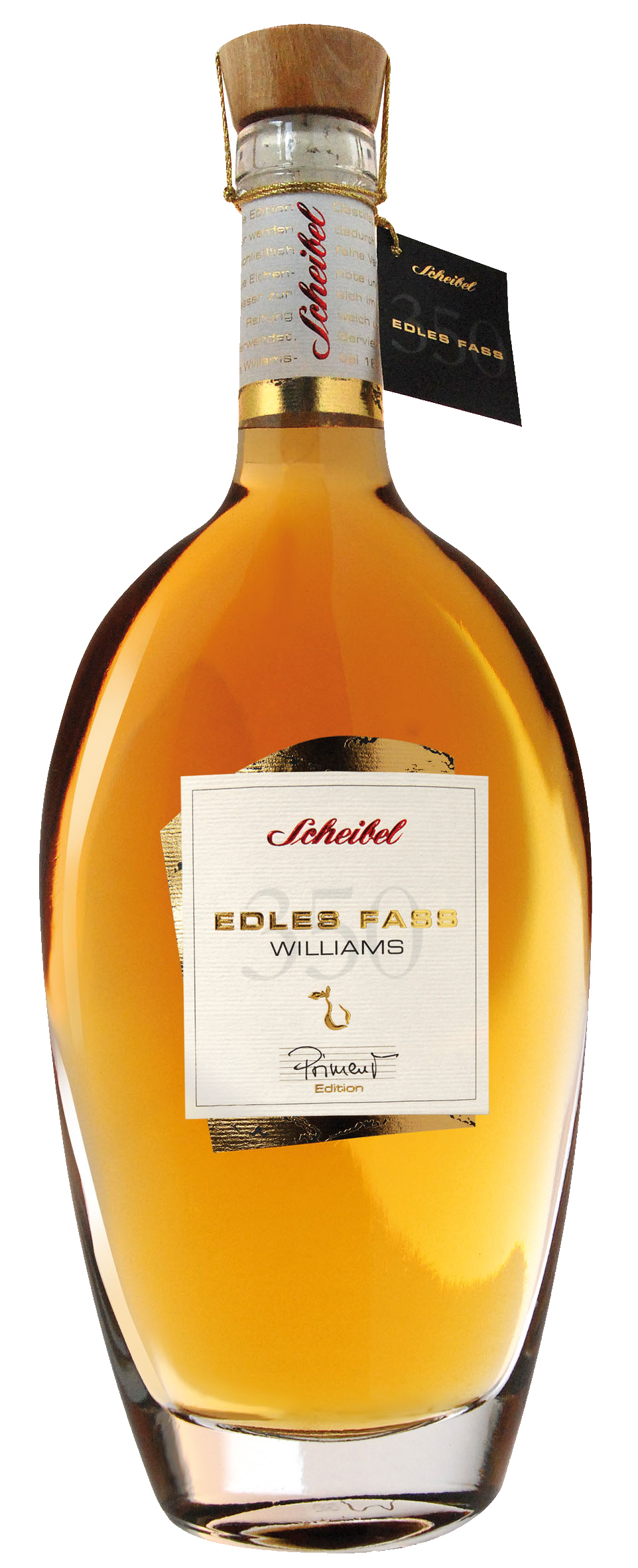Brennerei Scheibel Edles Fass Williams 0,70l. 40%