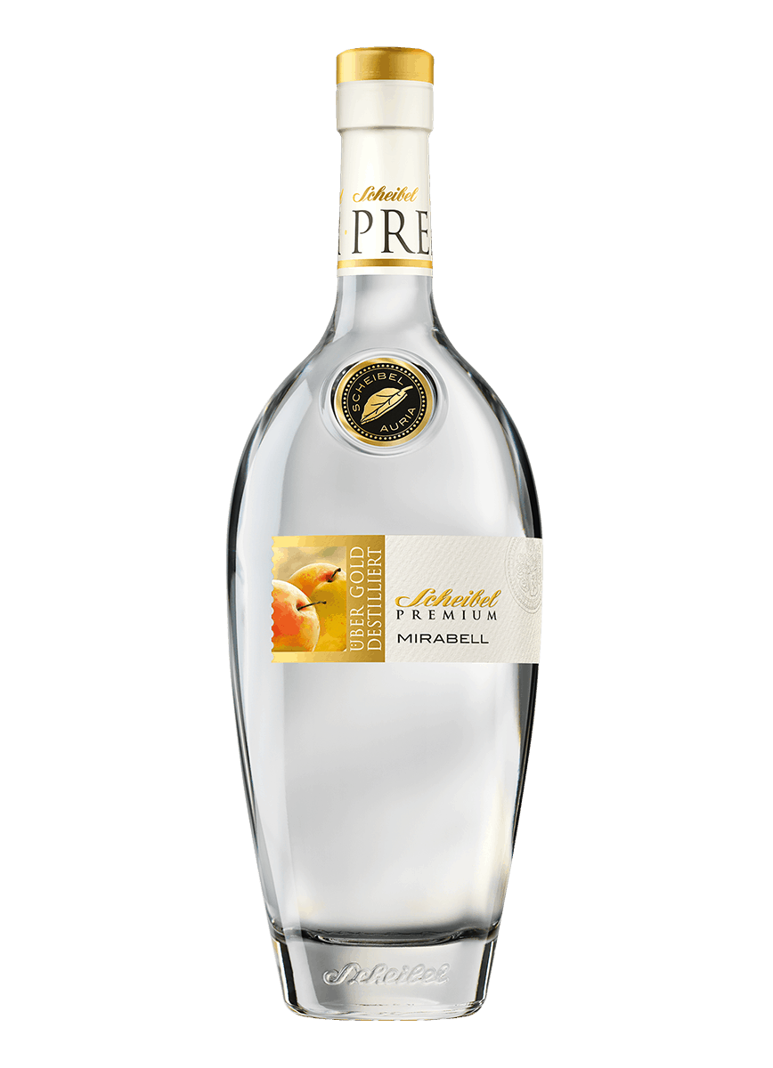 Brennerei Scheibel Premium Mirabellen Brand 0,70 L. 40%
