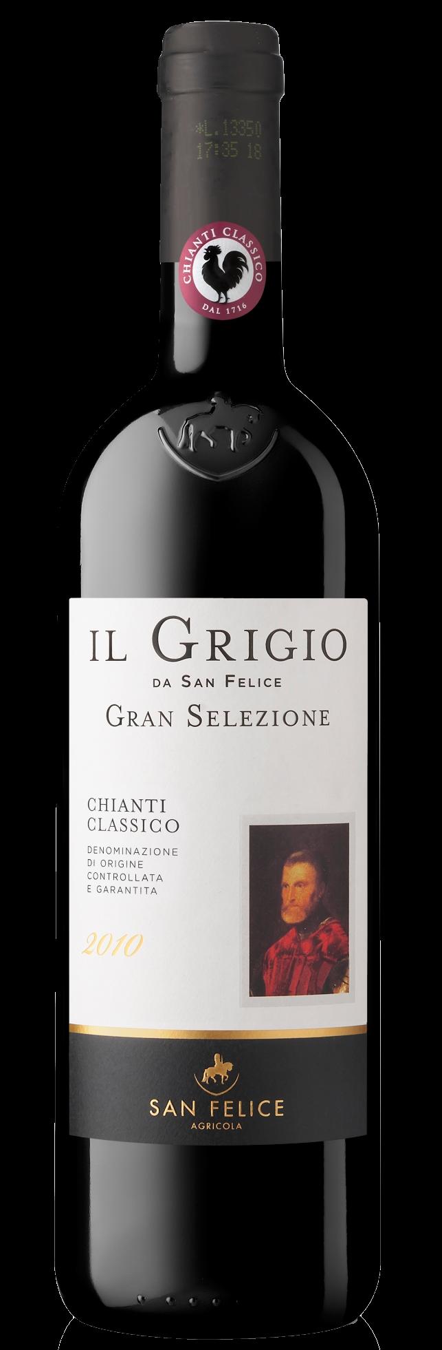 Il Grigio Chianti Classico Gran Selezione DOCG 2013