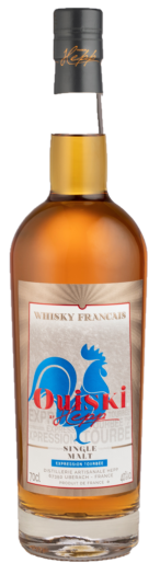 Distillerie Hepp Quiski Single Malt Whisky Francais