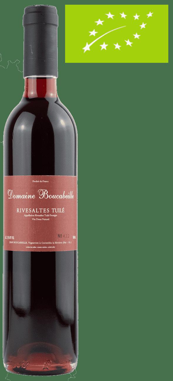 Domaine Boucabeille Rivesaltes Tuilé 2014 Bio