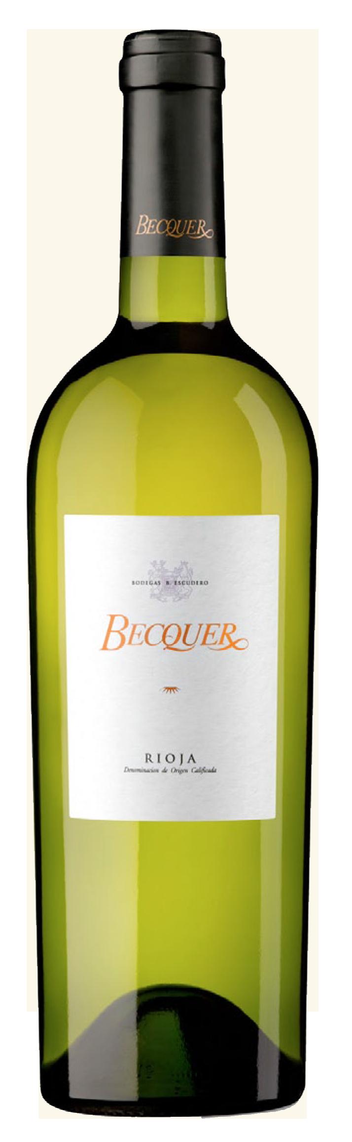 Bodegas Escudero Becquer Rioja Blanco 2018