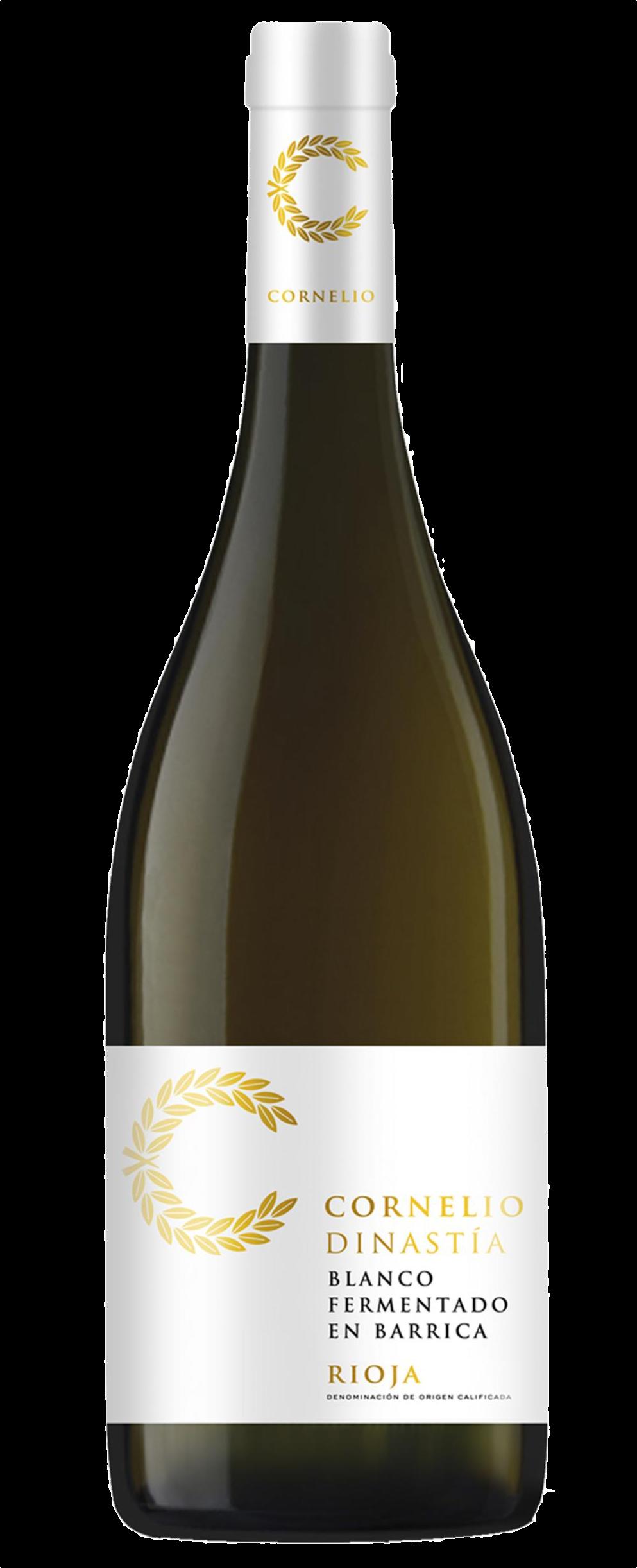 Blanco Cornelio Dinastia Fermentado En Barrica Rioja D.O.Ca. 2017