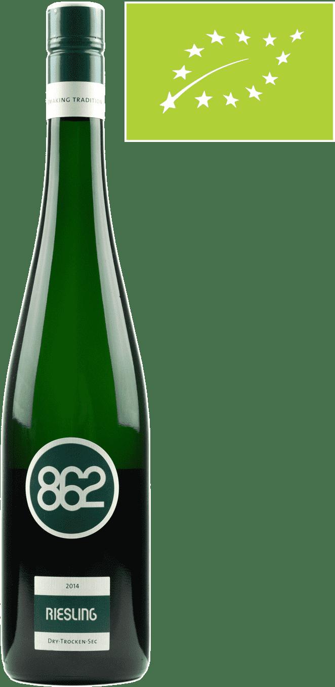 862 Bio Riesling Staffelter Hof Kröv