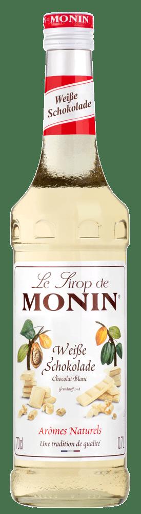 Monin Sirup Weiße Schokolade 0,7l