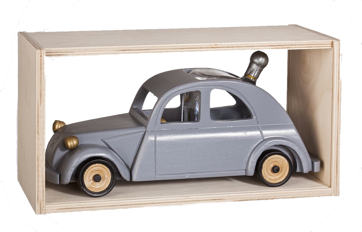 Distillerie Hepp Deuche Williams 2CV. Ente