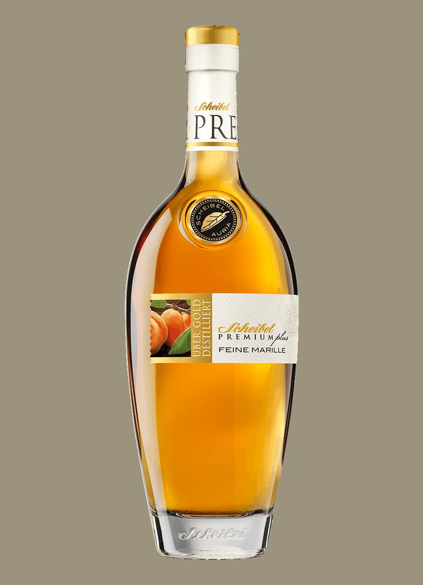 Brennerei Scheibel Premium Plus Feine Marille 0,70 l 40%