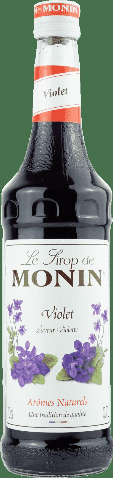 Monin Sirup Violet 0,7l Veilchen